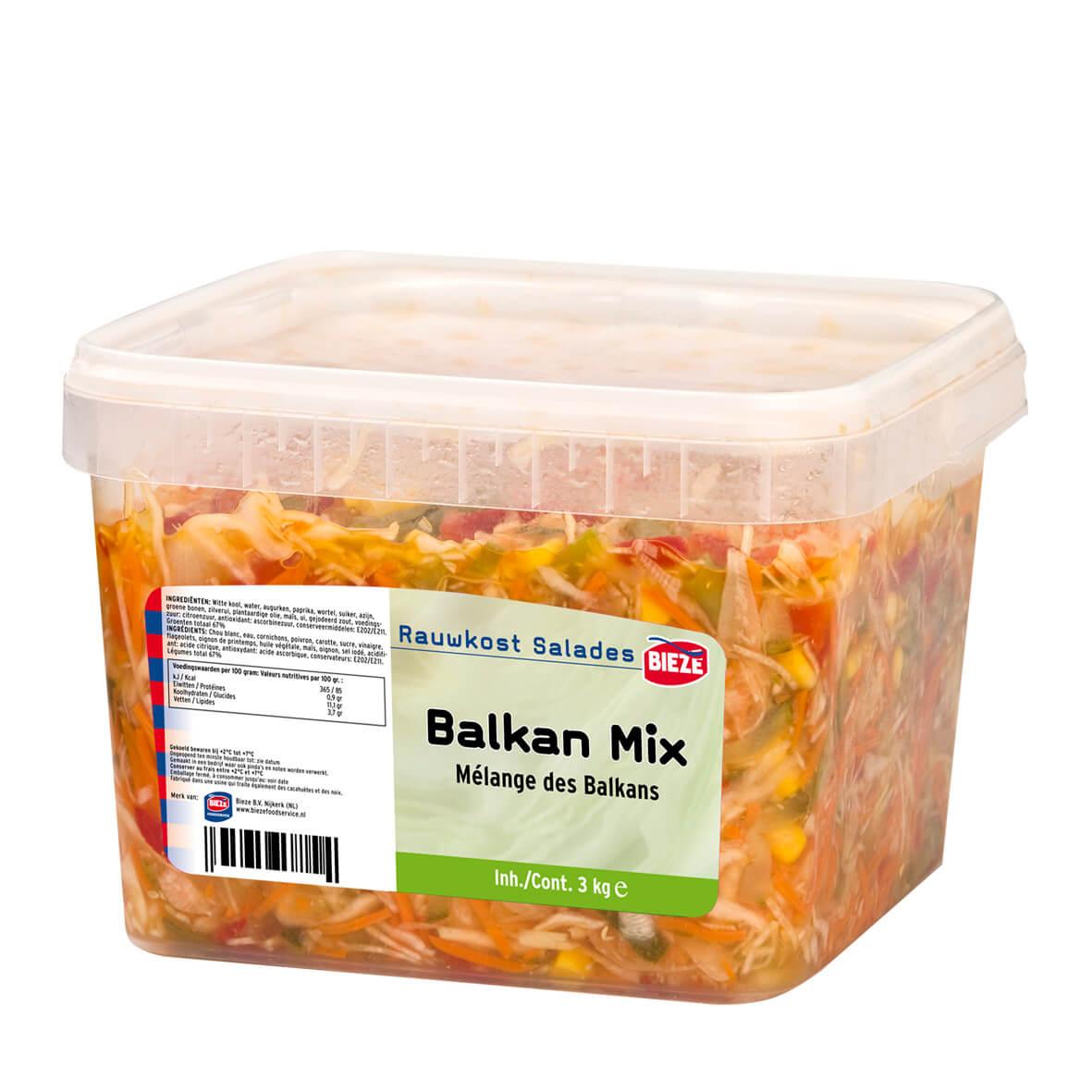BALKAN MIX - emmer