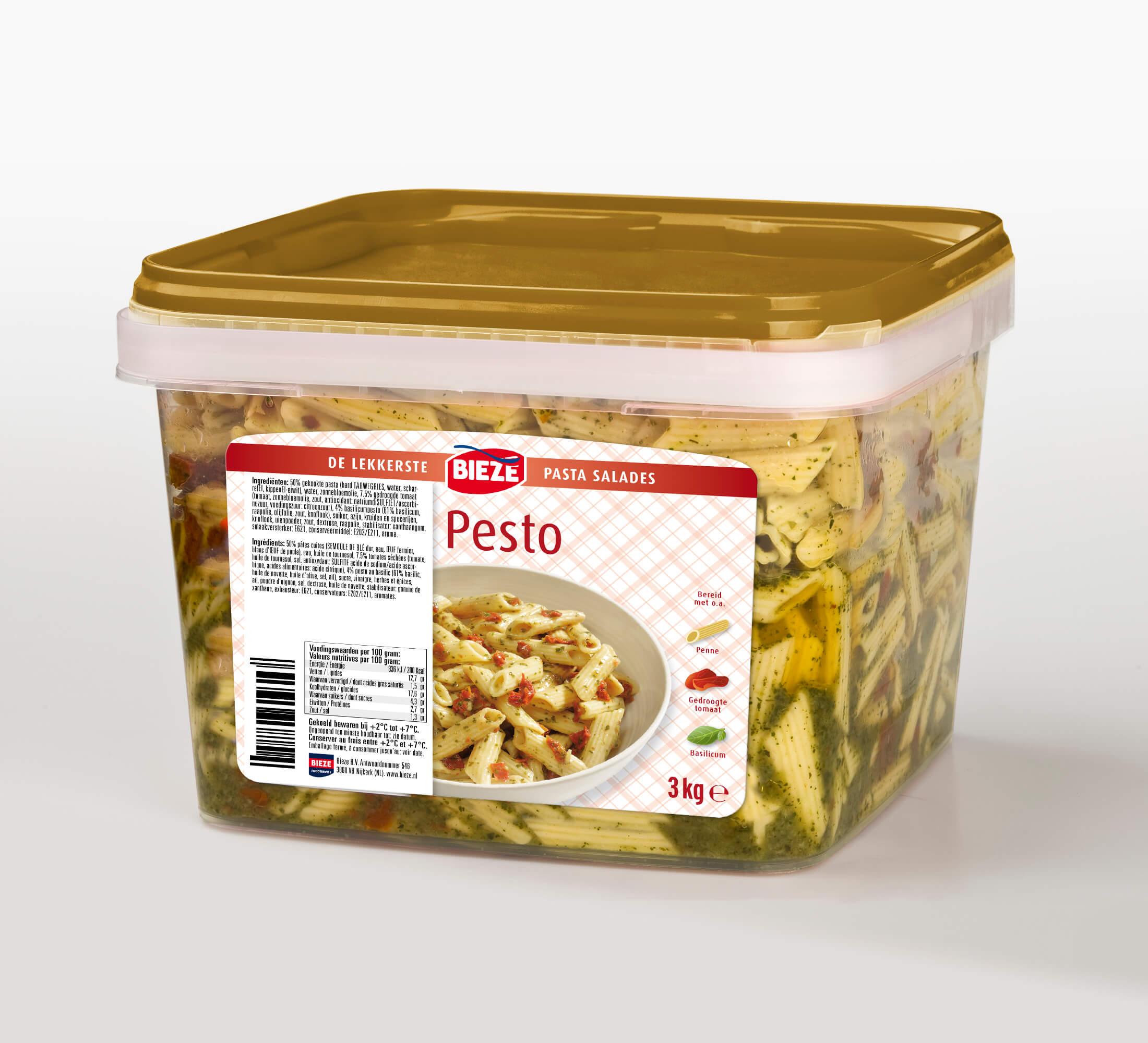 PASTA PESTO - emmer