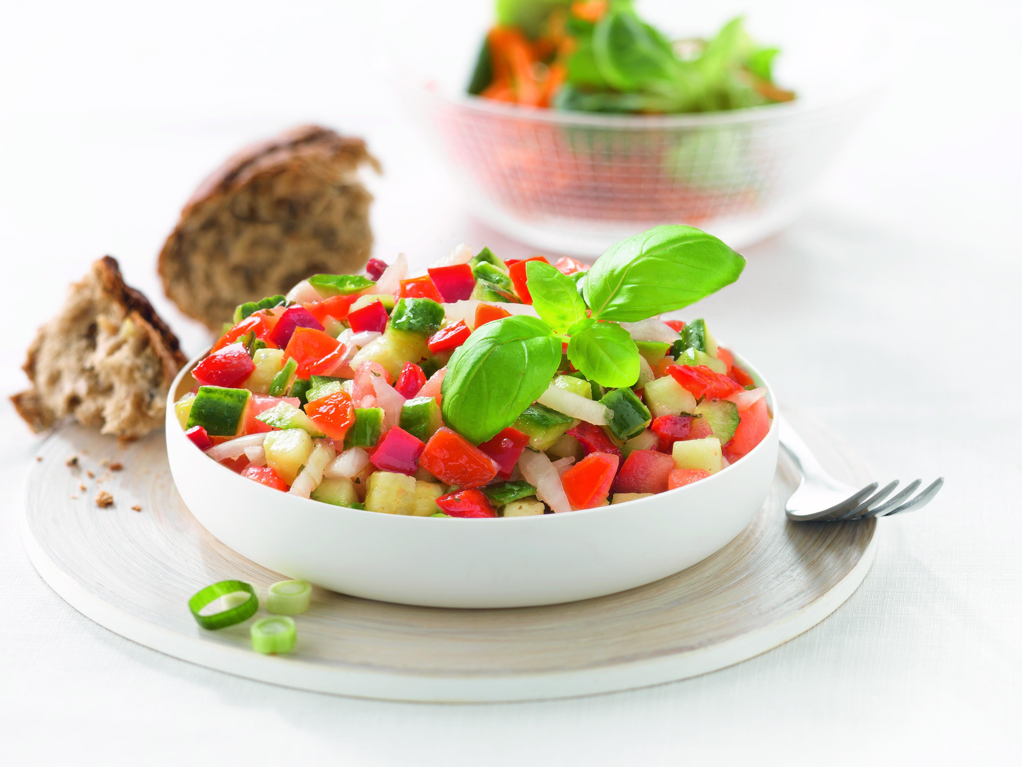 Tomaat-Komkommer Rauwkost - emmer