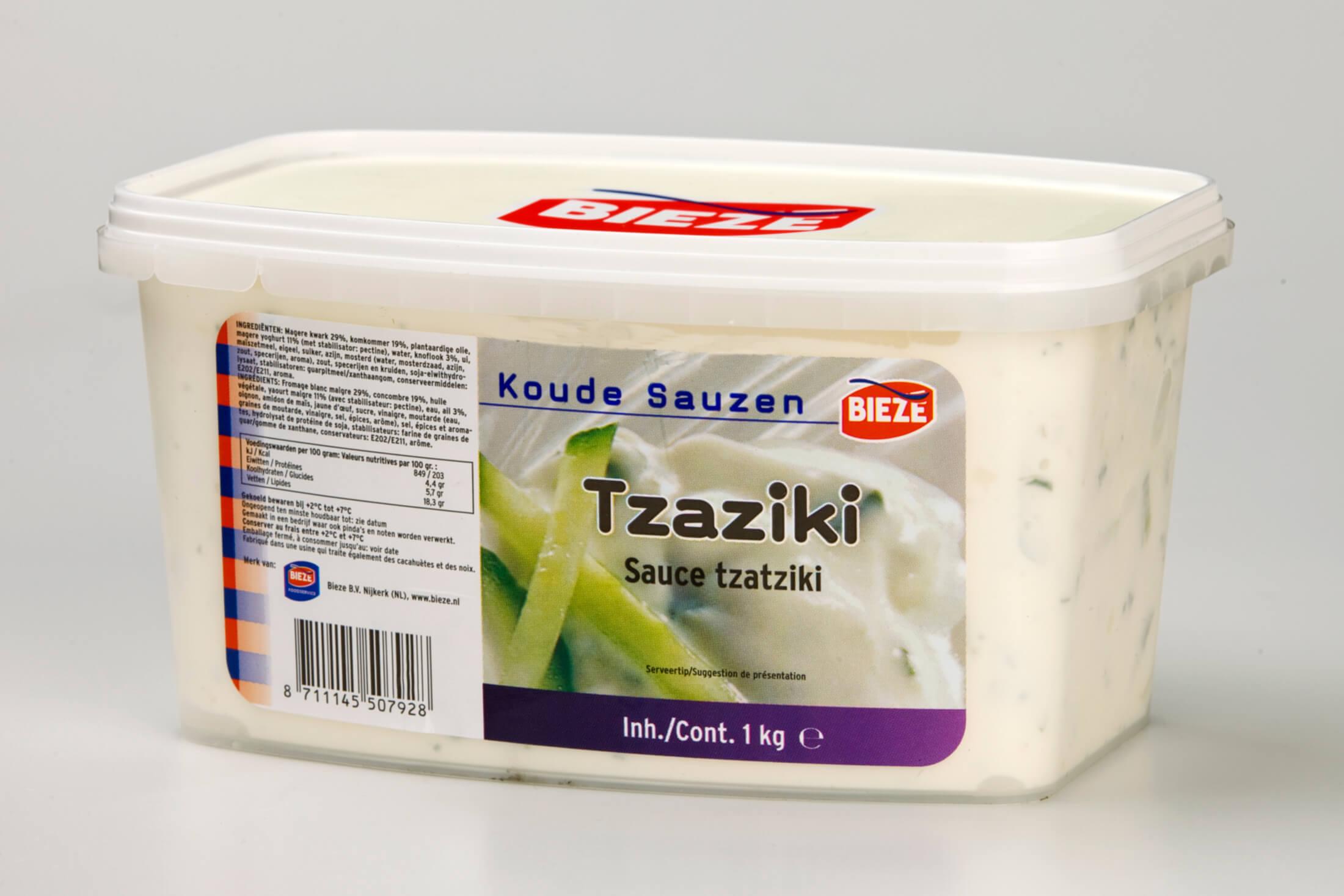 TZAZIKISAUS - bak