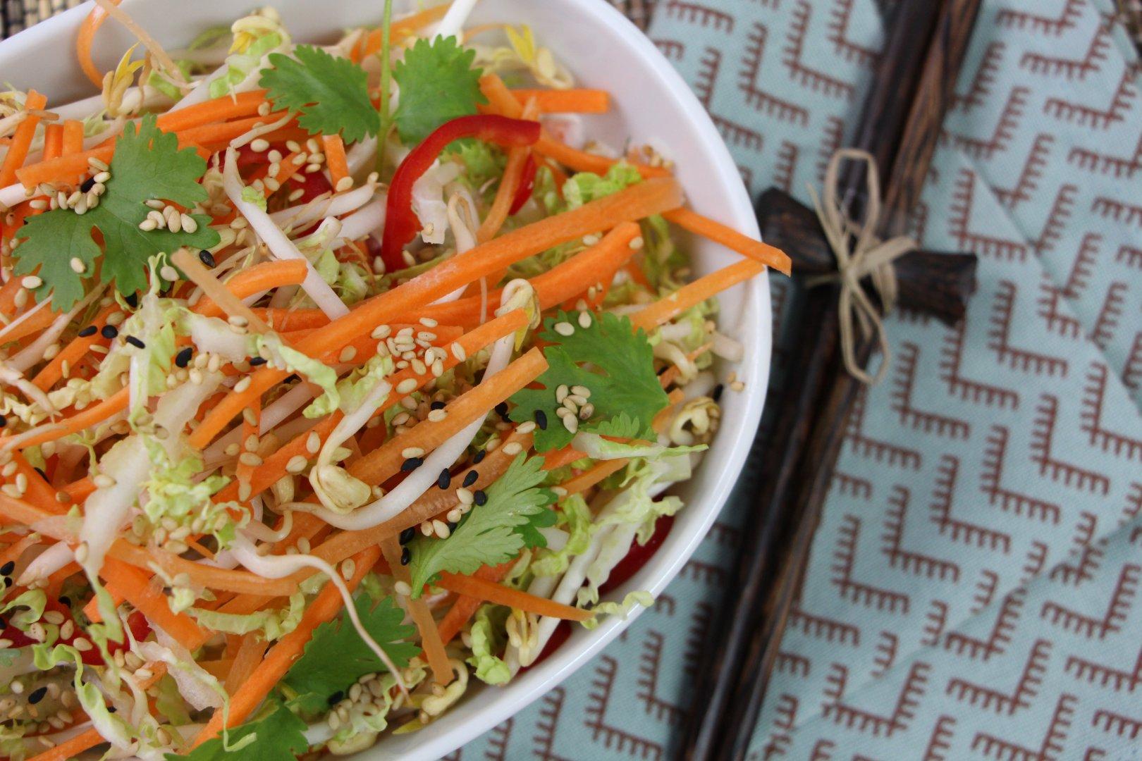 4-jaargetijden Salade